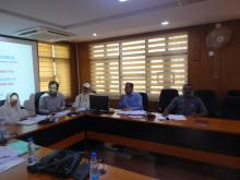 Waqf Development Committee Meeting-09-05-2017